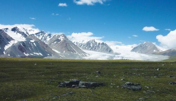Altai Tavan Bogd Gebirge