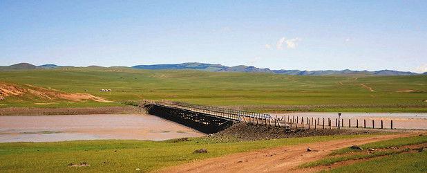 Radtour im Tal des Orkhon Flusses (15 Tage)