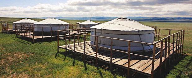 Ökovolunteer-Programm im Naturpark Khustai Nuruu (7 Tage)