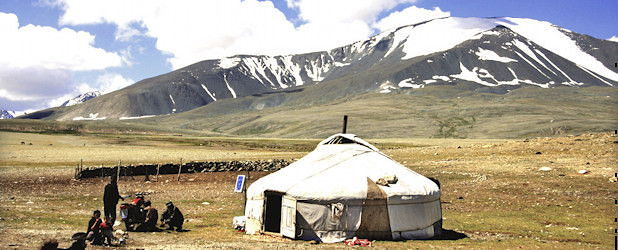 Western Mongolia by Jeep (15 days)