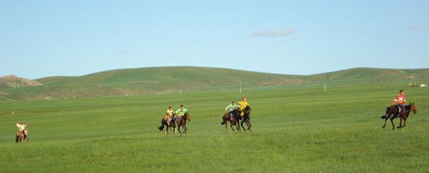 Naadam Festival der Mongolen (22 Tage)