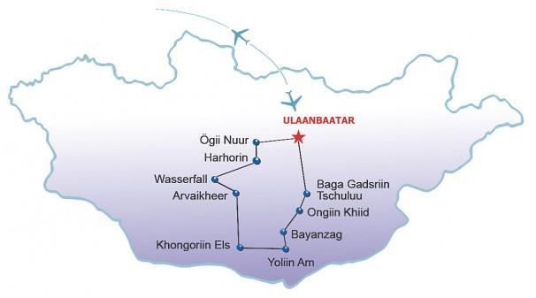 Route Archäologie