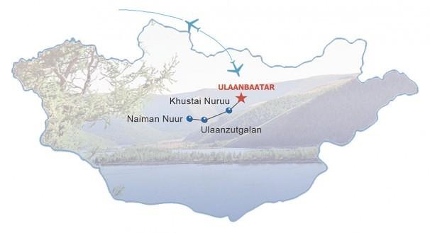 Route Reittour