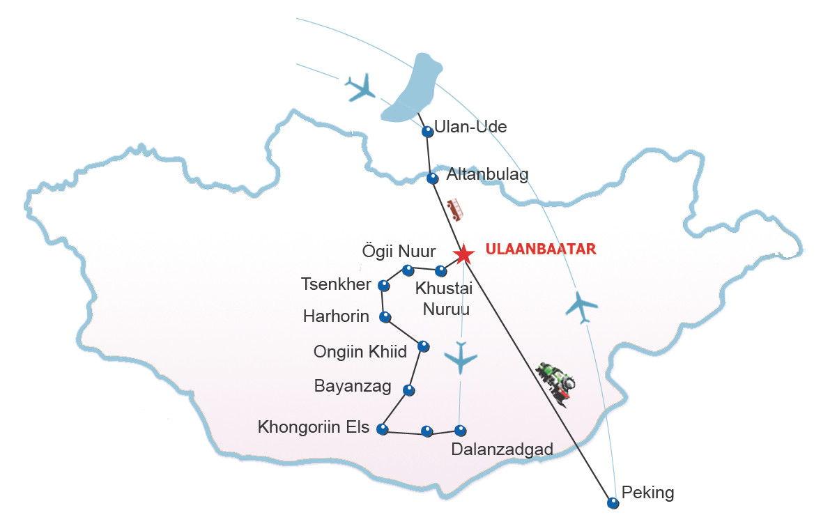 Teestrasse Baikalsee Mongolei Und Grosse Mauer 18 Tage Reisen In Die Mongolei Mit Explore Mongolia