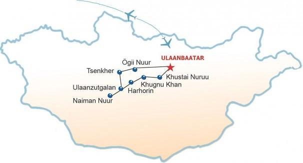 Route Yakwandern