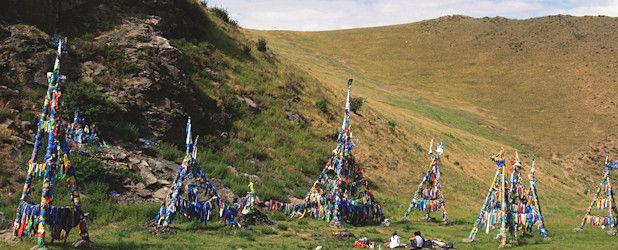 Schamanen der Mongolei (15 Tage)