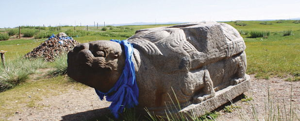 Archäologie im Orkhon Tal (15 Tage)