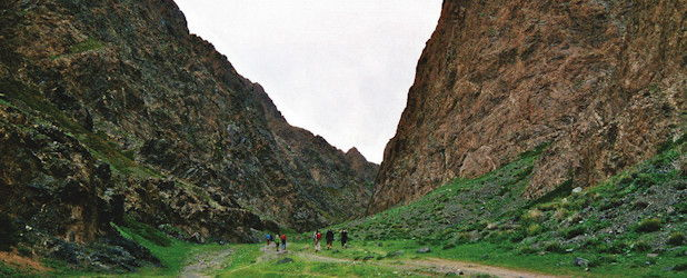 Hiking Discovery in the Land of the Khalkh Mongols (18 days)