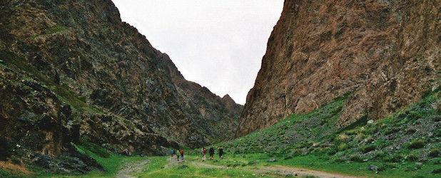 Wandererlebnisse im Land der Khalkh Mongolen (18 Tage)