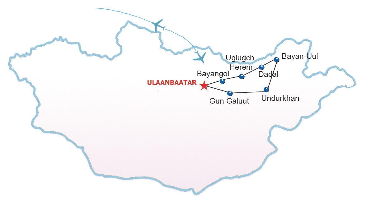 Route Shamans