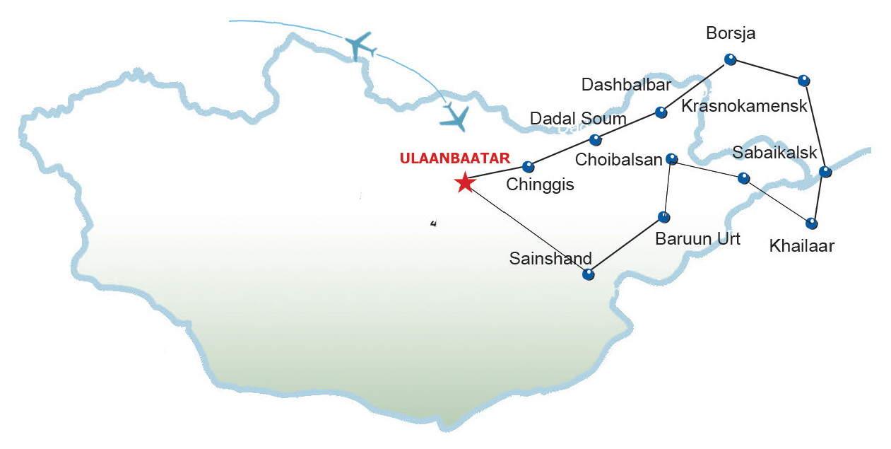 Mongolei Russland China 22 Tage Reisen In Die Mongolei Mit Explore Mongolia