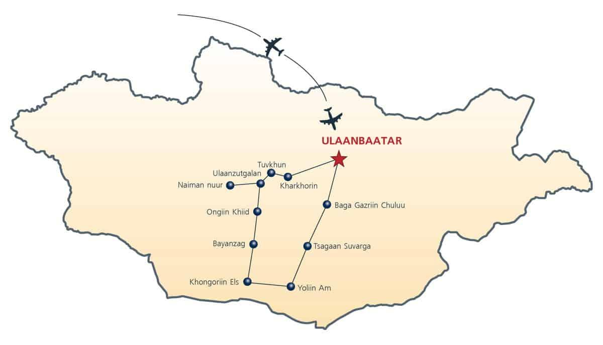 Wandererlebnisse Im Land Der Khalkh Mongolen 18 Tage Reisen In Die Mongolei Mit Explore Mongolia